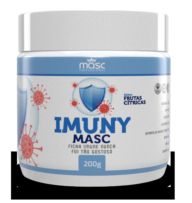 Complexo de Vitaminas Imuny Masc